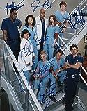 Grey's Anatomy (Ellen Pompeo, Justin Chambers, Chandra Wilson, James Pickens ...