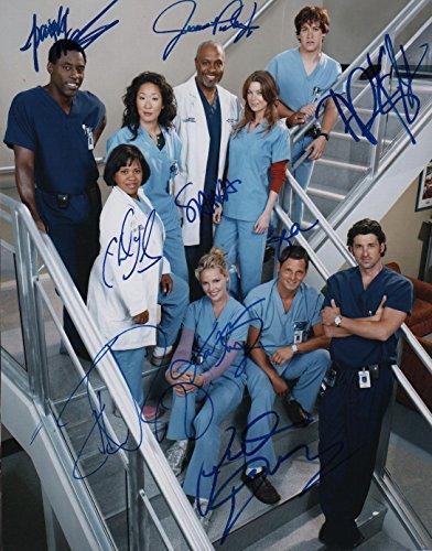 Greys Anatomy  Ellen Pompeo  Justin Chambers  Chandra Wilson  James Pickens