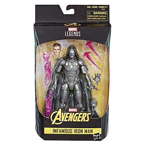 Marvel 2019 Legends Exclusive Infamous Iron Man (Dr. Doom)
