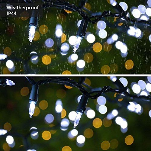 Amazon.com : Brizled 200 LED String Lights, 66ft Mini String Lights, 120V  UL Certified Clear Christmas Light Set Connectable String Lights for Indoor  and ... - Amazon.com : Brizled 200 LED String Lights, 66ft Mini String Lights