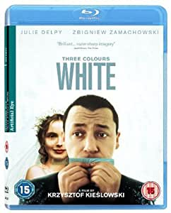 Three Colours White [Blu-ray] [Import]