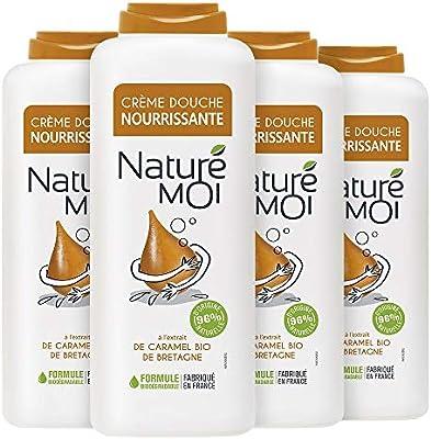 naturé Moi nmc400 crema ducha Nourrissante Caramel – Juego de 4 ...