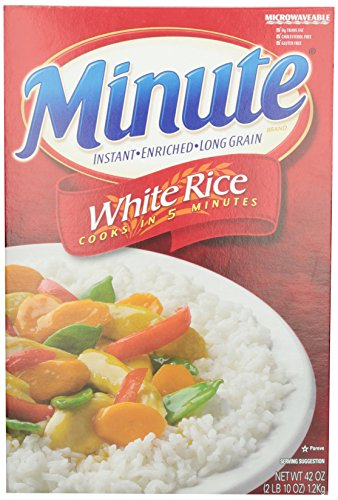 minutes rice - 2