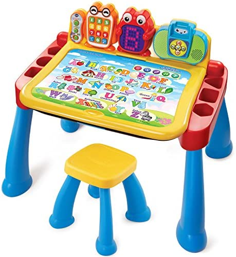 picture of VTech Touch and Learn Activity Desk Deluxe