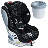 Britax Systems Advocate ClickTight Convertible Car Seat with Cup Holder – Kate Review