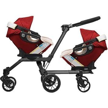 Amazon.com : Orbit Baby - G3 Double Helix Stroller with 2 Car ...