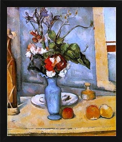 Amazon Paul Cezanne The Blue Vase 161 X 201 Framed