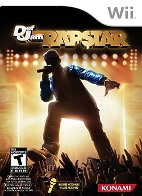 Def Jam Rapstar Bundle (Nintendo Wii)