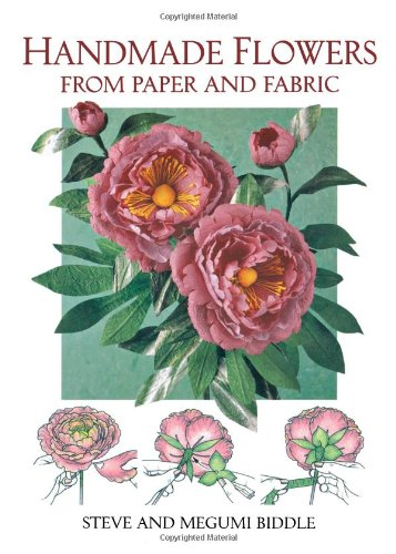 handmade-flowers-from-paper-and-fabric-a-david-charles-craft-book