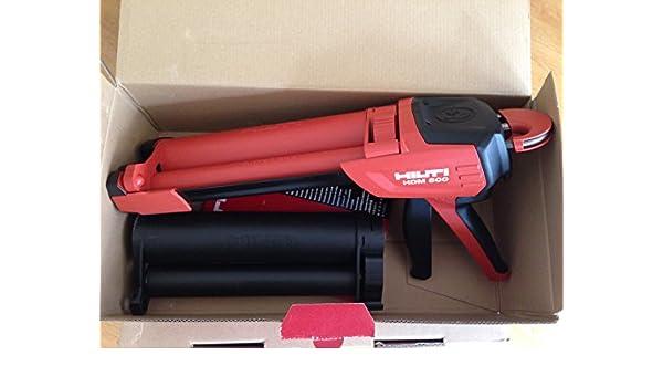 Hilti 3498241 HDM 500 Manual Adhesive Dispenser by Bon Tool: Amazon.es: Bricolaje y herramientas