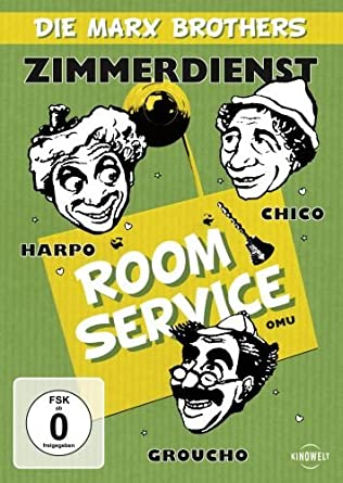 Die Marx Brothers - Zimmerdienst OmU Alemania DVD: Amazon.es ...