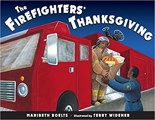 Read online The Firefighter's Thanksgiving PDF