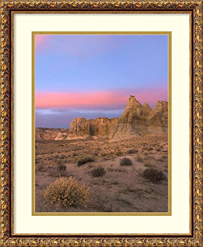 (Framed Wall Art Print | Home Wall Decor Art Prints | Kaiparowits Plateau, Grand Staircase, Escalante National Monument, Utah by Tim Fitzharris | Traditional Decor)