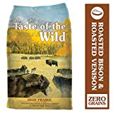 Taste of the Wild High Prairie Grain-Free Dry Dog ...