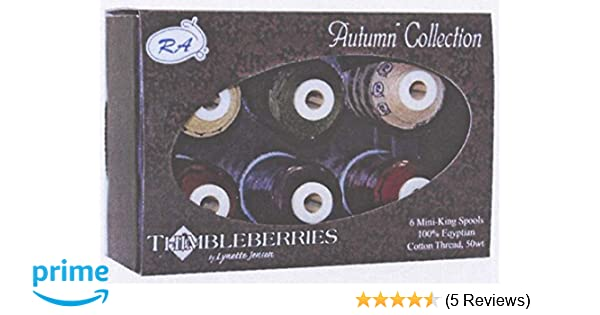 Autumn Robison-Anton Thimbleberries 6-Pack Cotton Thread Collection