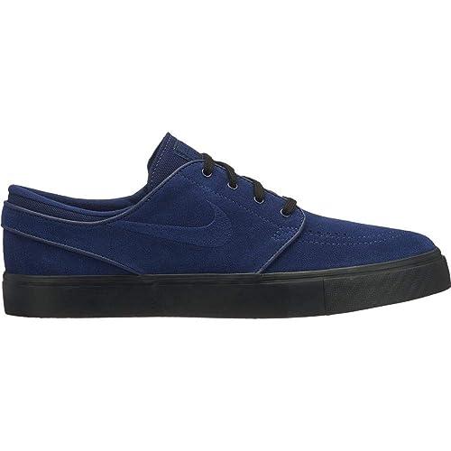 Noir Nike SB Zoom Stefan Janoski 333824 021 Baskets Noir