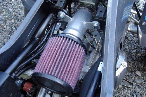 Malone Motorsports VelI-R350-1 Raptor 350 Velocity Intake System with K&N Filter by Velocity Intake Systems (Image #1)