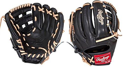 Rawlings Heart of The Hide Baseball Glove, Narrow Fit Pattern, Regular, Pro H Web, 11-1/2 Inch