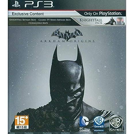 Buy Batman: Arkham Origins (PS3) Online at Low Prices in