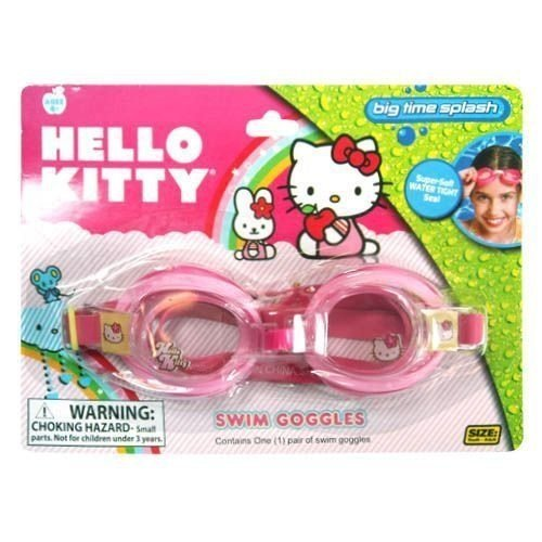 Hello Kitty Swim Goggles - Goggles Cooling