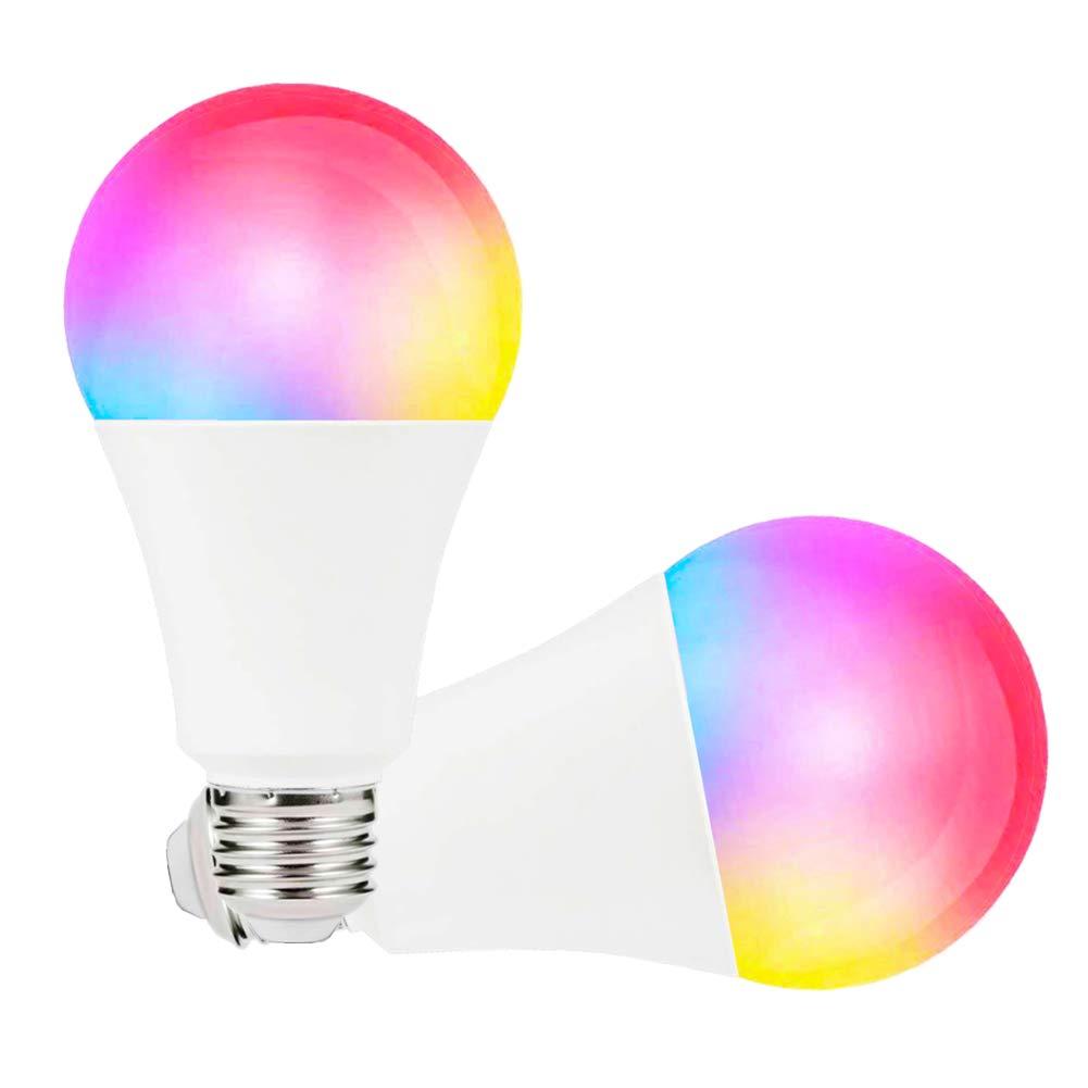 Boaz SmartLife GU10, APP und Voice Assistant gesteuert GU10 Intelligentes Licht, RGBW Farbwechsel GU10 Intelligente Glü hbirne, arbeitet mit Alexa und Google Assistant(5W) Qingdao Boaz