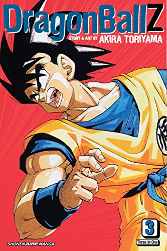 Dragon Ball Z, Vol. 3 (VIZBIG Edition)