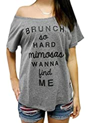 Strong Girl Clothing Brunch So Hard Mimo...