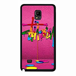 Case Samsung Galaxy Note 4 Back Cover,Stussy Since 1980 Patta Series funda,Samsung Galaxy Note 4 Protective funda Cover