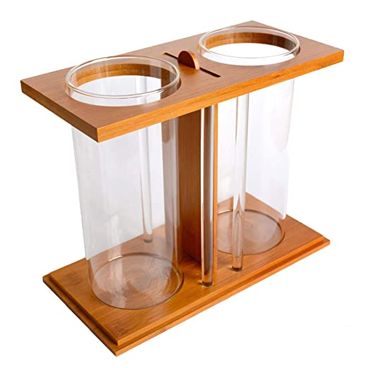 Pecera de Cristal para Peces 2 Comportamientos Decoración para ...