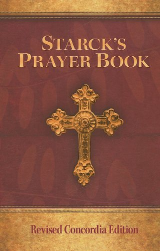 Price comparison product image Starck's Prayer Book