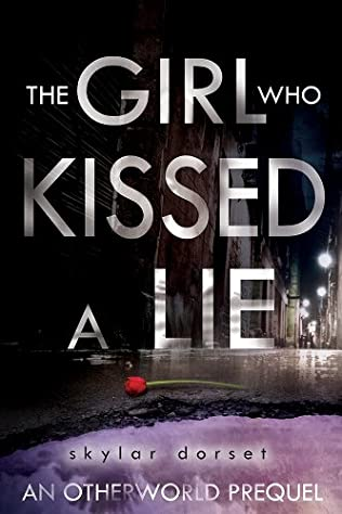 book cover of The Girl Who Kissed a Lie