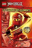 Lego Ninjago, Tome 1 : Le tournoi des éléments