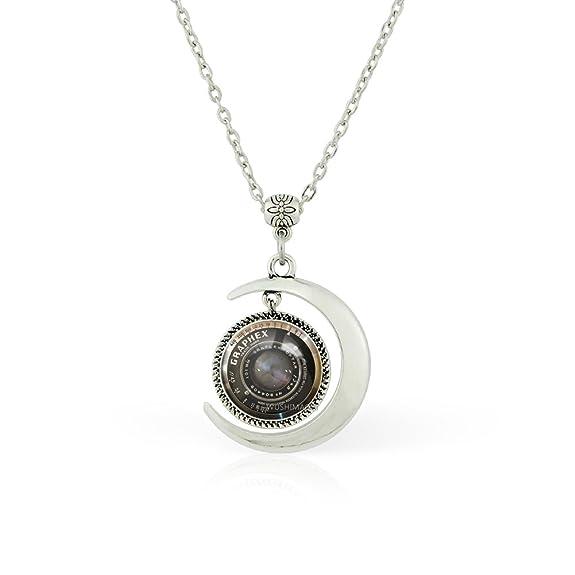 The 8 best vintage camera lens fashion pendant necklace
