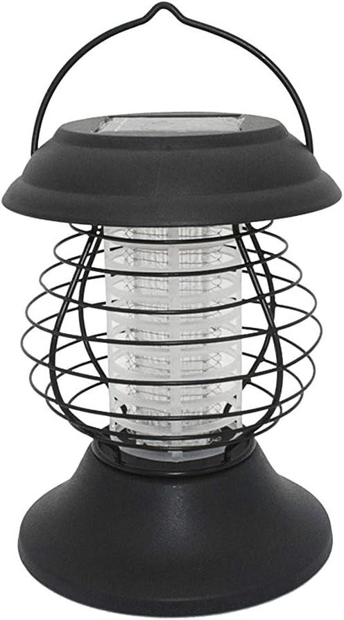 BovoYa Lámpara Solar Anti Mosquitos,UV Repelente lámpara ...