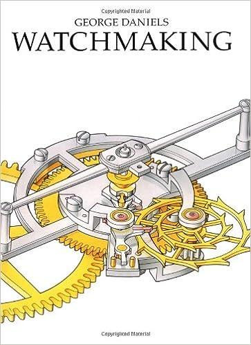 watchmaking george daniels pdf
