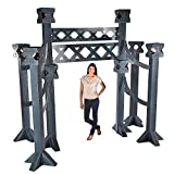 Fun Express - City Bridge Arch - Party Decor - Large Decor - Archways - 1 Piece