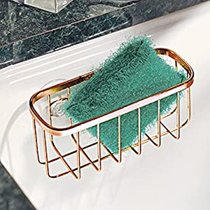 interDesign Gia Suction Sink Caddy