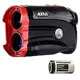 AOFAR G2 Golf Rangefinder- Two Decimal Places 6X Waterproof Laser Range Finder