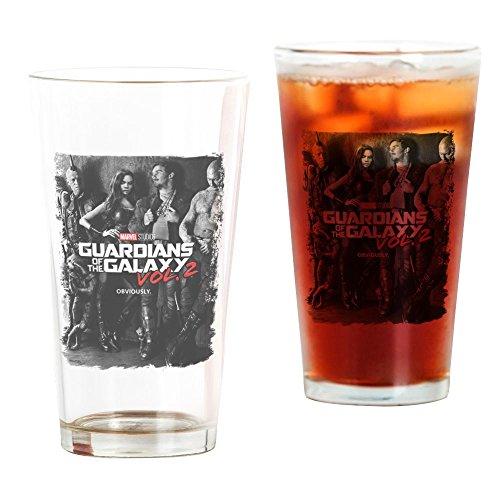 CafePress Gotg Album Pint Glass, 16 oz. Drinking Glass ()