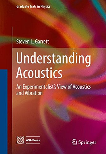 Understanding Acoustics: An Experimentalist's View of Acoustics and Vibration (Graduate Texts in Physics) by Springer
