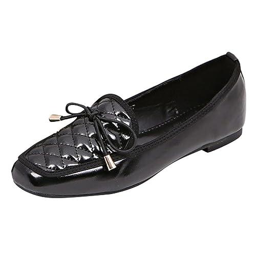 Hee Grand Los Mocasines De Moda Para Mujer EU 40 Negro: Amazon.es: Zapatos y complementos
