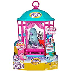 Little Live Pets Bird Cage - Snow Gleam