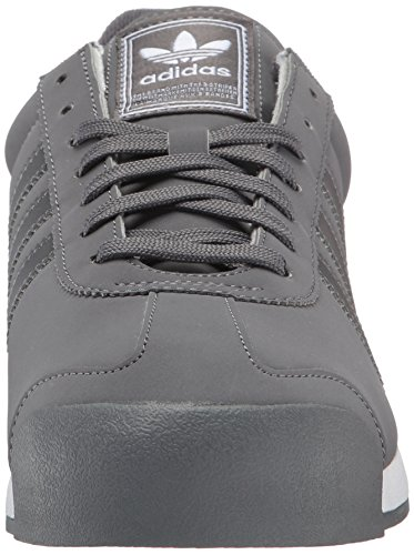 adidas Originals Herren Samoa Grau Fünf / Weiß / Metallic Gold