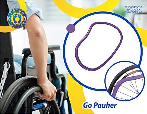 Protetor Ort para Otimização da Mobilidade, Ortho Pauher, Roxo, 22