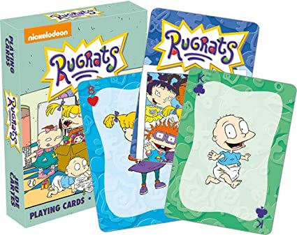 Aquarius Rugrats Playing Cards Playing Cards