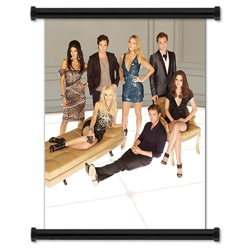 Gossip Girl Season 3 Fabric Wall Scroll Poster (32