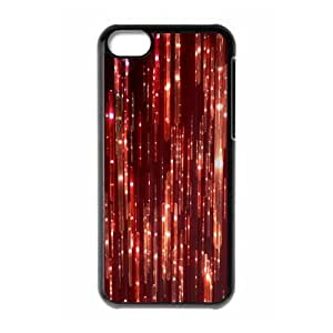 XiFu*Meiiphone 5/5s Case,Hi Fi Enhancement Red Hard Shell Back Case for Black iphone 5/5s Okaycosama360045XiFu*Mei