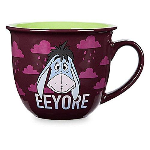 Disney Store Eeyore Character Coffee Mug Cup New 2017 (Eeyore Character)