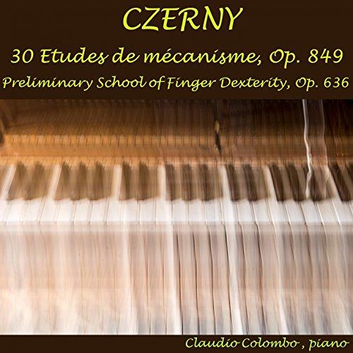 CZERNY 30 ETUDES PDF DOWNLOAD