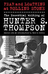 """From the bestselling author of The Rum Diary and king of """"Gonzo"""" journalism Hunter S. Thompson, comes the definitive collection of the journalist's finest work from Rolling Stone. Fear and Loathing at Rolling Stone showcases the roller-coaste..."""
